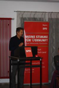 Kreisvorsitzender Heinz Galuschka