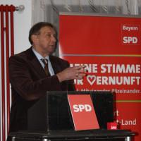 Robert Finster, Vorsitzender der SPD-Kreistagsfraktion